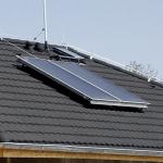 Solarkollektorhalter