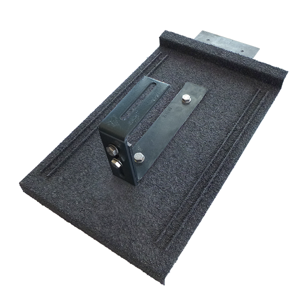 Solar panel holder